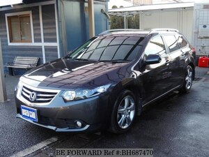 Used 2012 HONDA ACCORD TOURER BH687470 for Sale