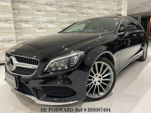 Used 2015 MERCEDES-BENZ CLS-CLASS BH687494 for Sale
