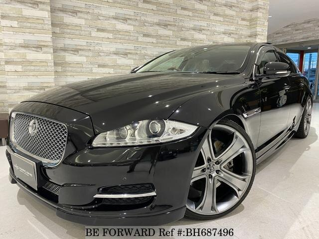 Used 2013 JAGUAR XJ SERIES BH687496 for Sale