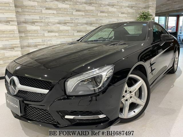 Used 2013 MERCEDES-BENZ SL-CLASS BH687497 for Sale