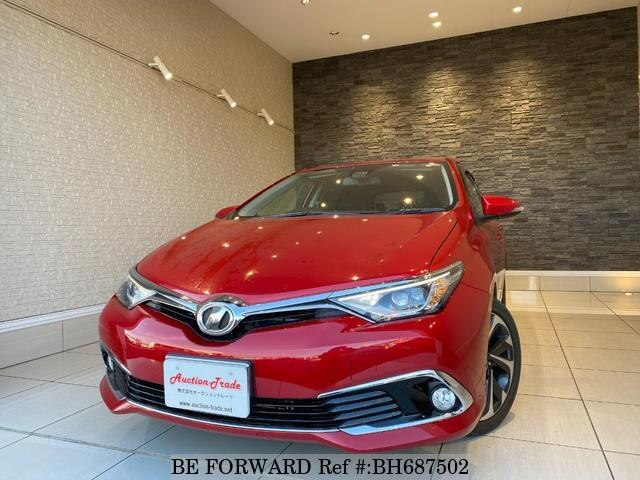 Used 2015 TOYOTA AURIS BH687502 for Sale