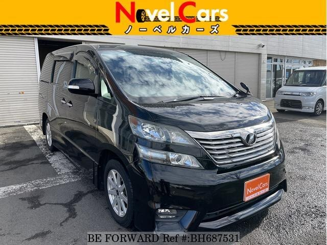 Used 2008 TOYOTA VELLFIRE BH687531 for Sale