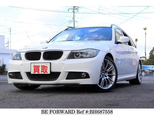 Used 2009 BMW 3 SERIES BH687558 for Sale