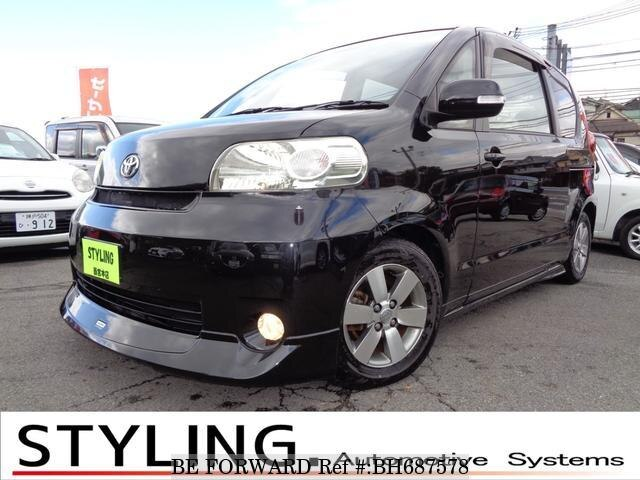 Used 2008 TOYOTA PORTE BH687578 for Sale