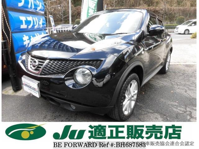 Used 2012 NISSAN JUKE BH687583 for Sale