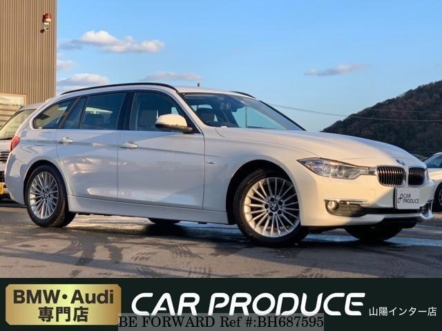 Used 2012 BMW 3 SERIES BH687595 for Sale