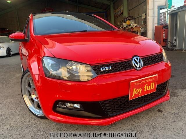 Used 2012 VOLKSWAGEN POLO BH687613 for Sale