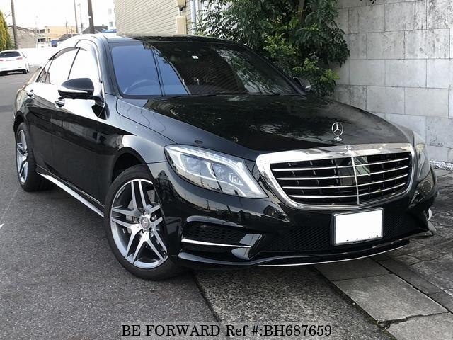 Used 2015 MERCEDES-BENZ S-CLASS BH687659 for Sale