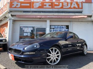 Used 2002 MASERATI 3200GT BH687674 for Sale