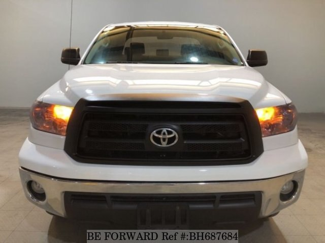 Used 2010 TOYOTA TUNDRA BH687684 for Sale