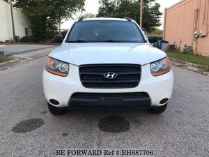 Used 2009 HYUNDAI SANTA FE BH687706 for Sale
