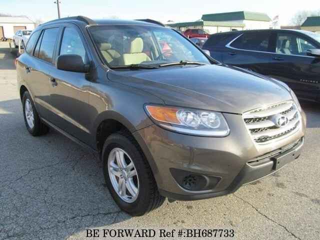 Used 2012 HYUNDAI SANTA FE BH687733 for Sale