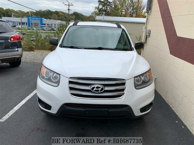 Used 2012 HYUNDAI SANTA FE BH687735 for Sale