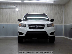 Used 2012 HYUNDAI SANTA FE BH687742 for Sale