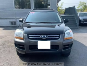 Used 2008 KIA SPORTAGE BH687761 for Sale