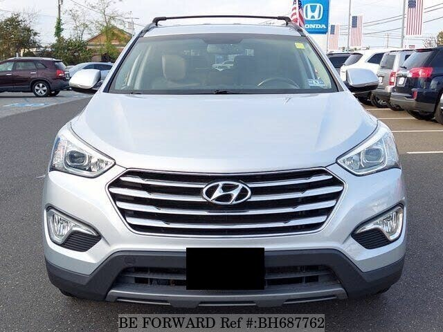 Used 2014 HYUNDAI SANTA FE BH687762 for Sale