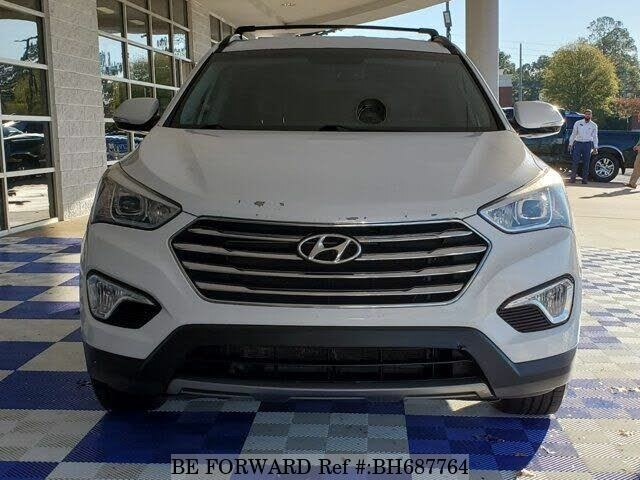 Used 2014 HYUNDAI SANTA FE BH687764 for Sale