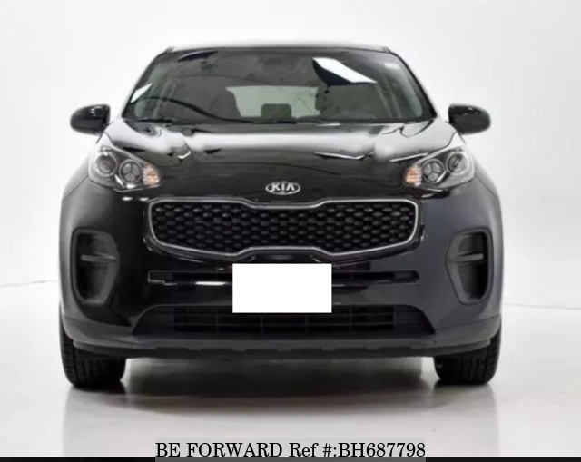 Used 2018 KIA SPORTAGE BH687798 for Sale