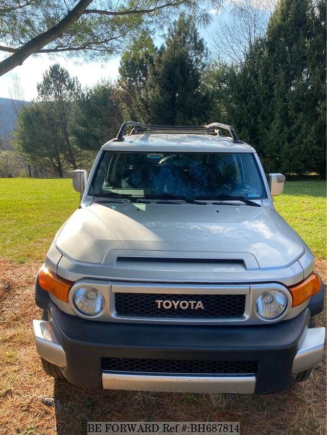 Used 2007 TOYOTA FJ CRUISER BH687814 for Sale