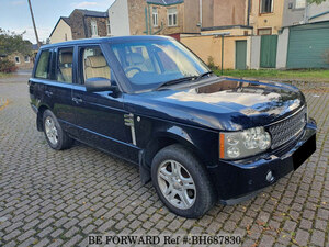 Used 2006 LAND ROVER RANGE ROVER BH687830 for Sale