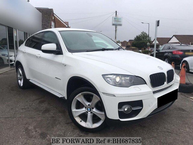 Used 2010 BMW X6 BH687835 for Sale