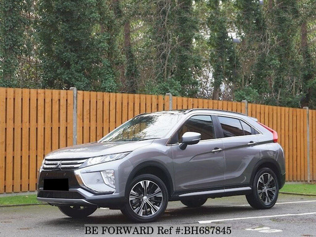 Used 2019 MITSUBISHI ECLIPSE CROSS BH687845 for Sale