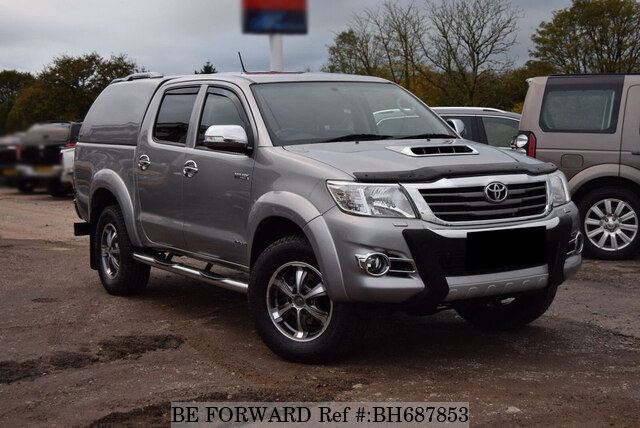 Used 2016 TOYOTA HILUX BH687853 for Sale