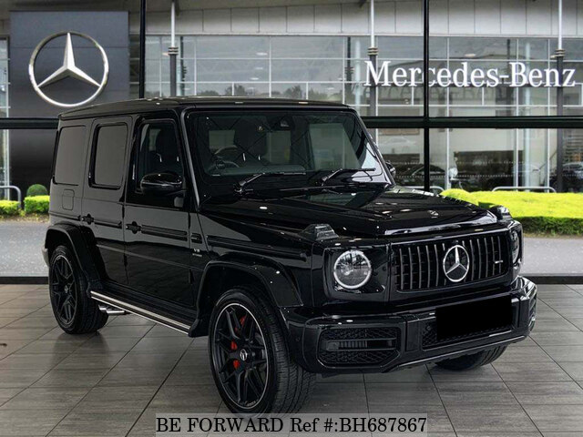 Used 2020 MERCEDES-BENZ G-CLASS BH687867 for Sale