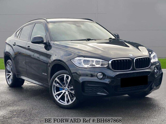 Used 2016 BMW X6 BH687868 for Sale