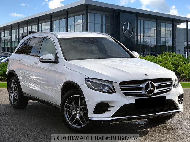 Used 2019 MERCEDES-BENZ GLC-CLASS BH687874 for Sale