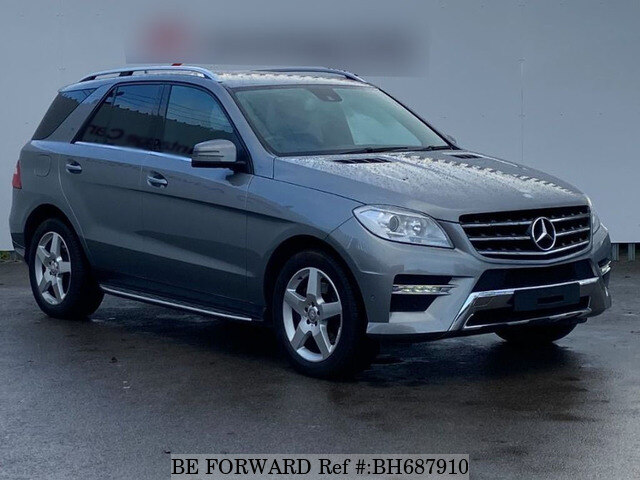 Used 2013 MERCEDES-BENZ ML CLASS BH687910 for Sale
