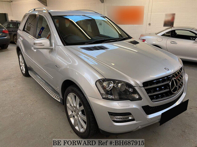 Used 2011 MERCEDES-BENZ ML CLASS BH687915 for Sale
