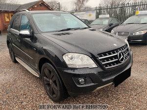 Used 2010 MERCEDES-BENZ ML CLASS BH687920 for Sale
