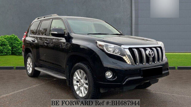 Used 2015 TOYOTA LAND CRUISER BH687944 for Sale