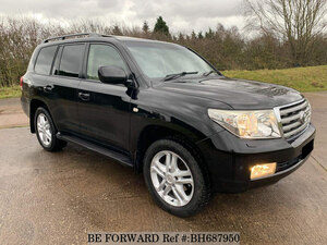 Used 2010 TOYOTA LAND CRUISER BH687950 for Sale