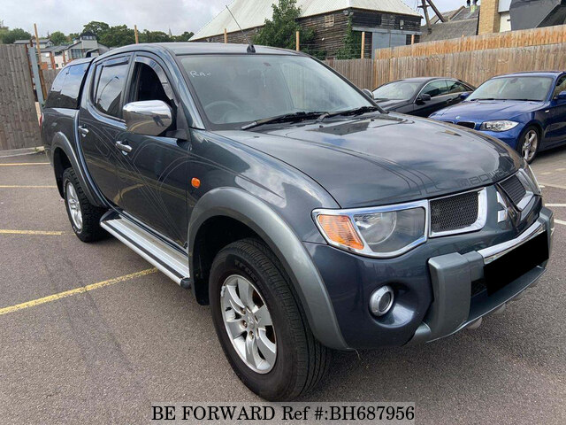 Used 2008 MITSUBISHI L200 BH687956 for Sale