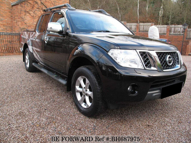 Used 2015 NISSAN NAVARA BH687975 for Sale
