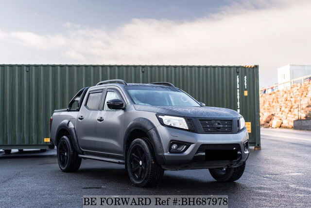 Used 2016 NISSAN NAVARA BH687978 for Sale