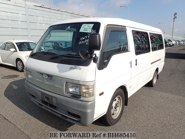 Used 2008 MAZDA BONGO BRAWNY VAN BH685410 for Sale