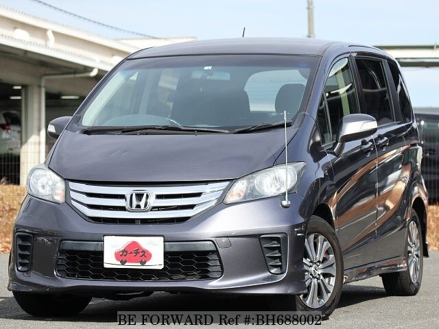 Used 2013 HONDA FREED BH688002 for Sale