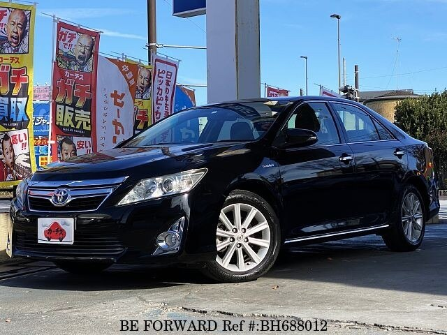 Used 2012 TOYOTA CAMRY HYBRID BH688012 for Sale
