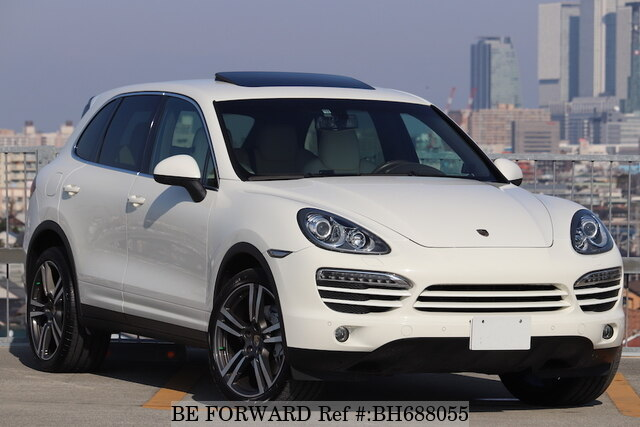 Used 2010 PORSCHE CAYENNE BH688055 for Sale
