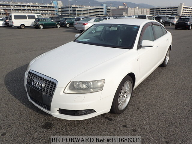 Used 2007 AUDI A6 BH686333 for Sale