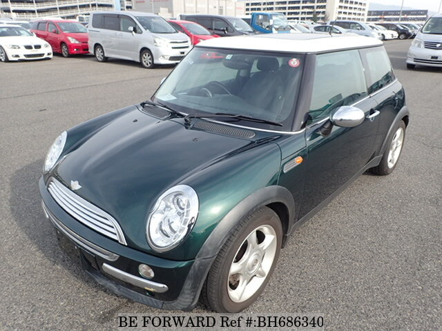 Used 2002 BMW MINI BH686340 for Sale