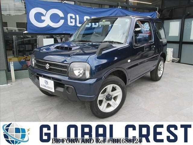 Used 2015 SUZUKI JIMNY BH688124 for Sale