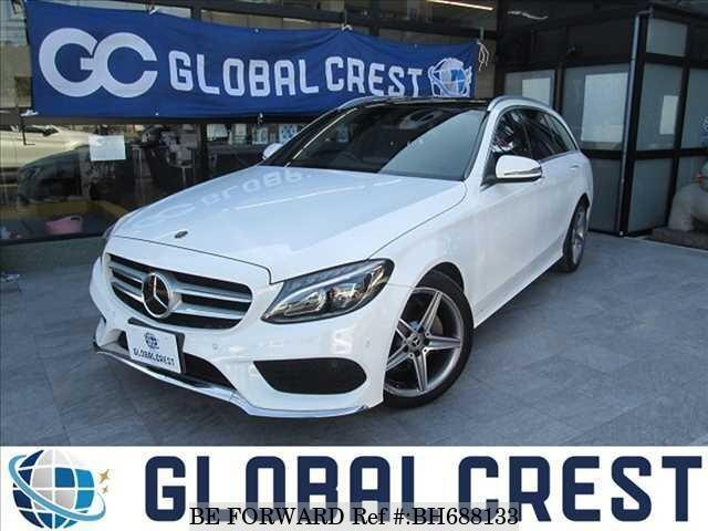Used 2018 MERCEDES-BENZ C-CLASS BH688133 for Sale