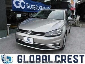 Used 2018 VOLKSWAGEN GOLF BH688138 for Sale