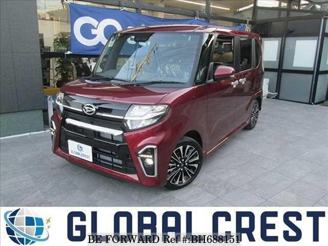 Used 2020 DAIHATSU TANTO BH688151 for Sale