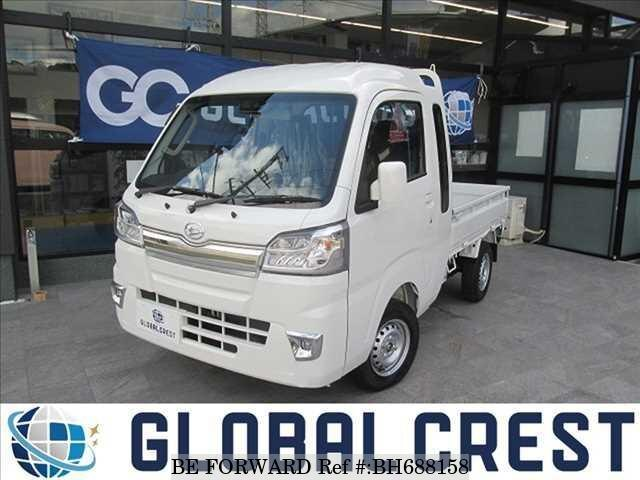 Used 2020 DAIHATSU HIJET TRUCK BH688158 for Sale