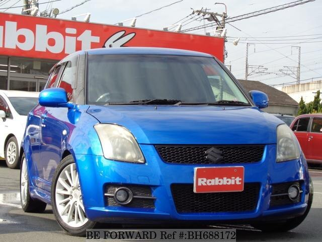 Used 2006 SUZUKI SWIFT BH688172 for Sale